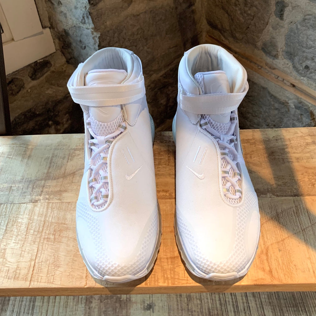 Nike X Kim Jones White Air Max 360 High Sneakers