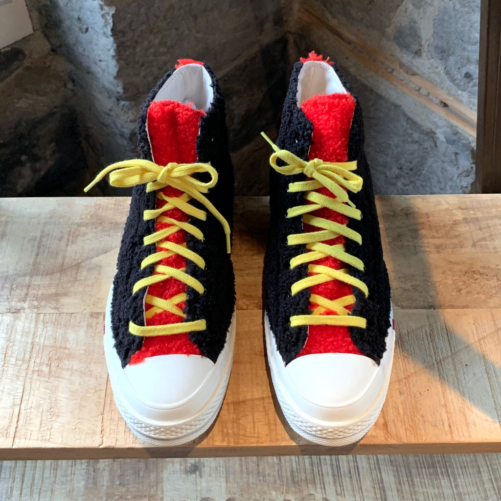 Converse X Disney X Kith Mickey Mouse Chuck Taylor Sneakers