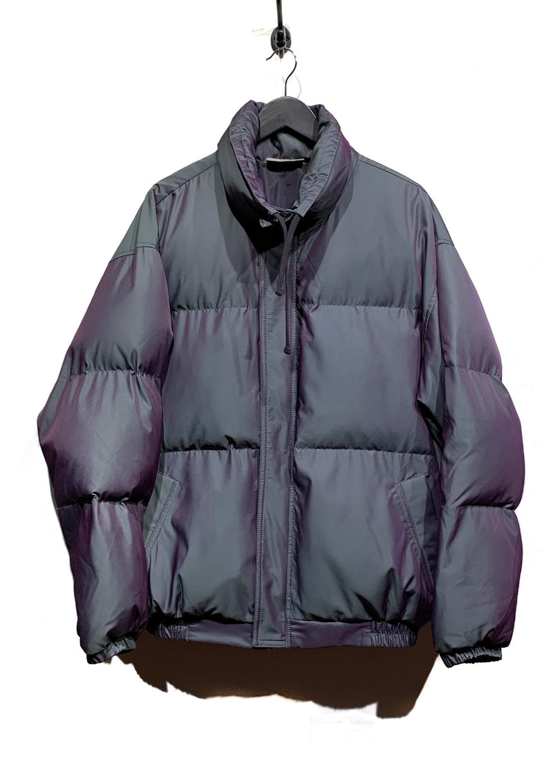 Essentials Fear Of God Iridescent Green Purple Coat