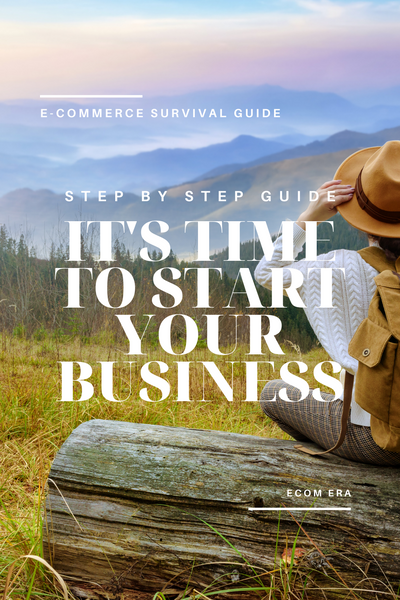 E-Commerce Survival Guide - What I Wish I Knew Before Starting My Stores