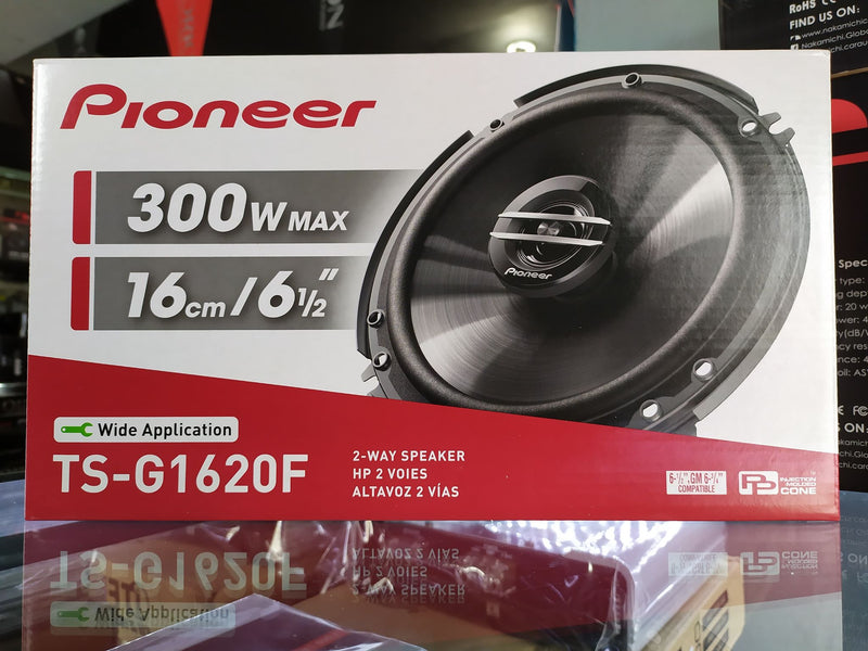Bocinas Pioneer TS-G1620F - Voceteo Outlet
