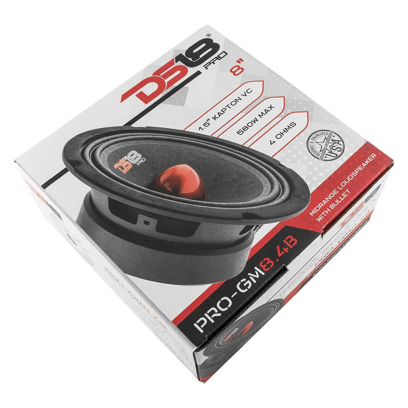 Bocina DS18 PRO-GM8B - Voceteo Outlet