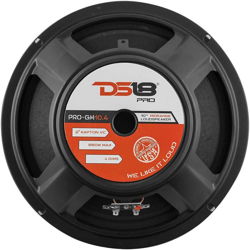 Bocina DS18 PRO-GM10 - Voceteo Outlet