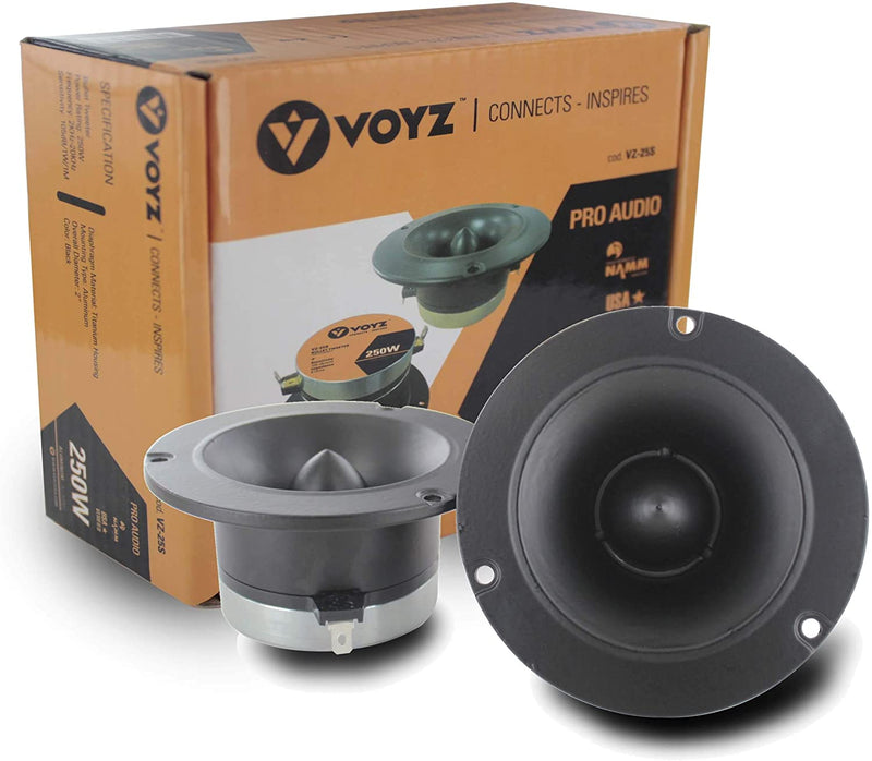Super Tweeter Voyz VZ-25S - Voceteo Outlet
