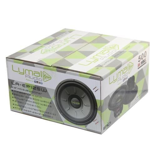 Subwoofer Lymal Audio LA-EP12SW - Voceteo Outlet