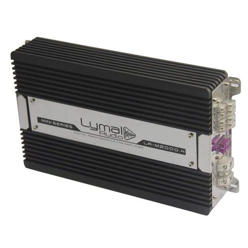 Amplificador Lymal Audio LA-M2000.4 - Voceteo Outlet