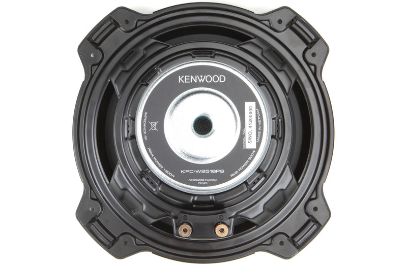 Subwoofer Kenwood KFC-W2516PS - Voceteo Outlet