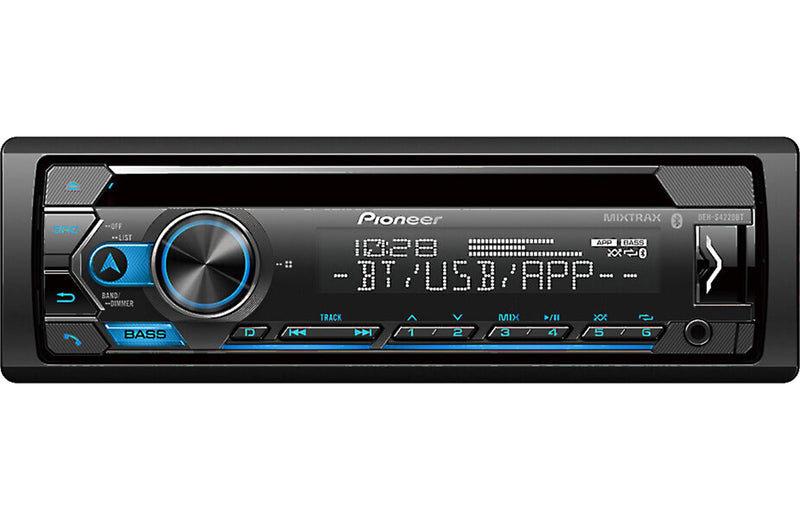 Radio Pioneer DEH-S4250BT - Voceteo Outlet