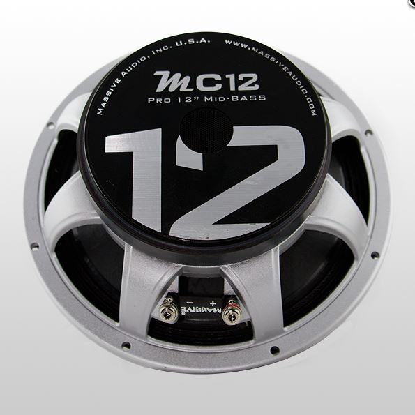 Bocina Massive Audio MC12 - Voceteo Outlet