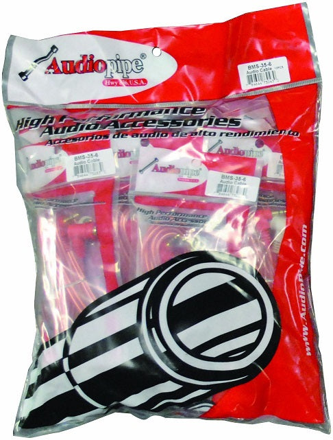 "Audiopipe RCA 6"" BMS-GRA-6 - Voceteo Outlet"