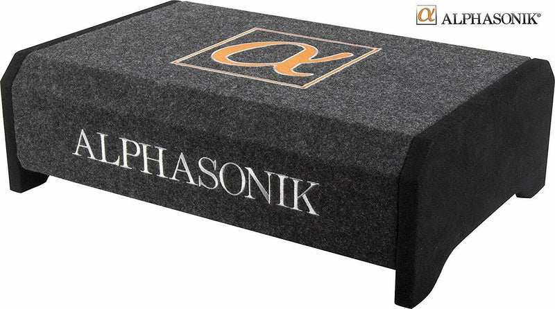 Subwoofer Box Alphasonik AS12DF - Voceteo Outlet