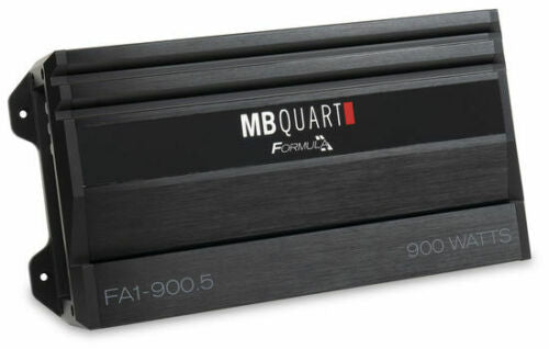 Amplificador MB Quart FA1-900.5 - Voceteo Outlet