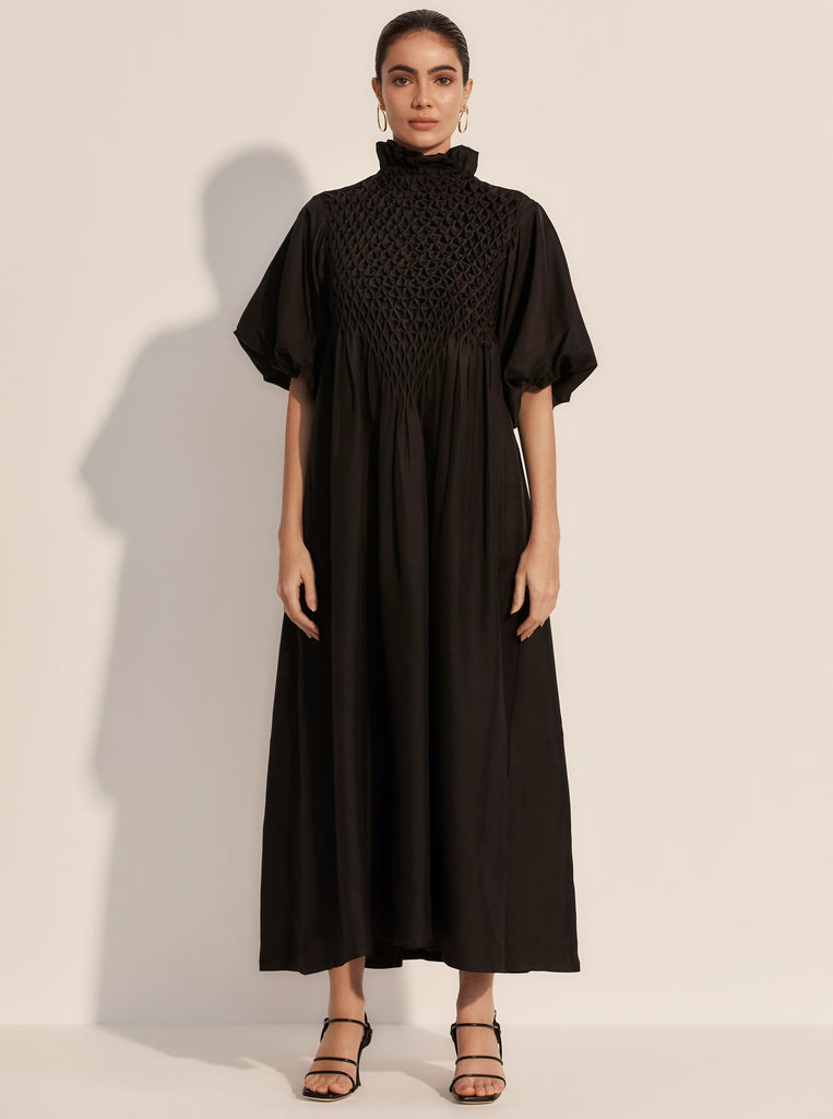 The Coda Maxi Dress - Moonless