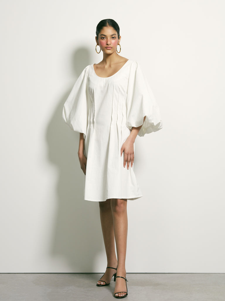 Total Eclipse Dress - Ivory