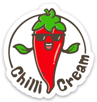 Sticker - ChilliCream (47 mm x 50 mm)