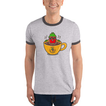 Load image into Gallery viewer, Ringer T-Shirt - HotChocolate