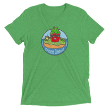Load image into Gallery viewer, Short-Sleeve T-Shirt - GreenDonut