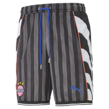 Load image into Gallery viewer, KidSuper X Puma Vintage Shorts Black