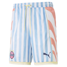 Load image into Gallery viewer, KidSuper X Puma Vintage Shorts White