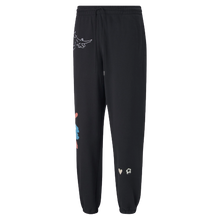 Load image into Gallery viewer, KidSuper X Puma Sweatpants Black