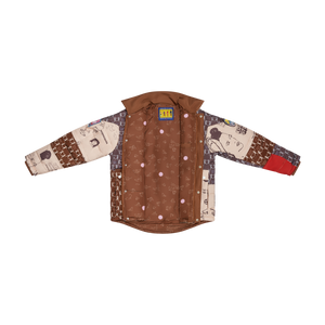 Adventure Team Ski Top [Tan]
