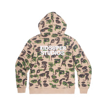 Load image into Gallery viewer, Face Camo Hoodie [Tan]
