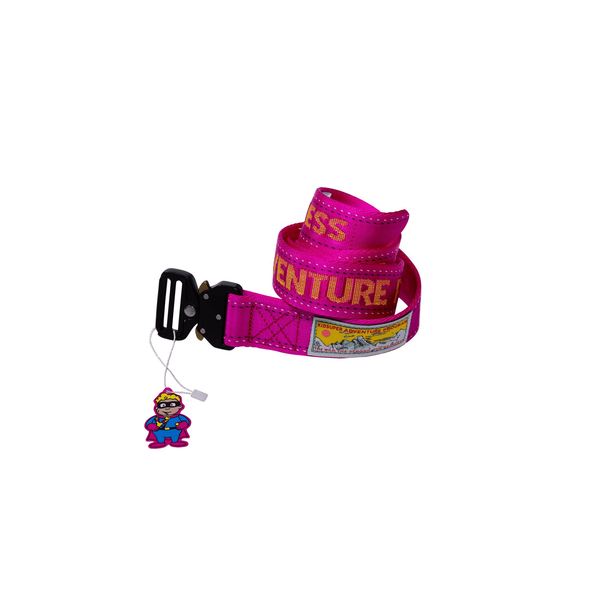 Adventure Team Belt [Pink]