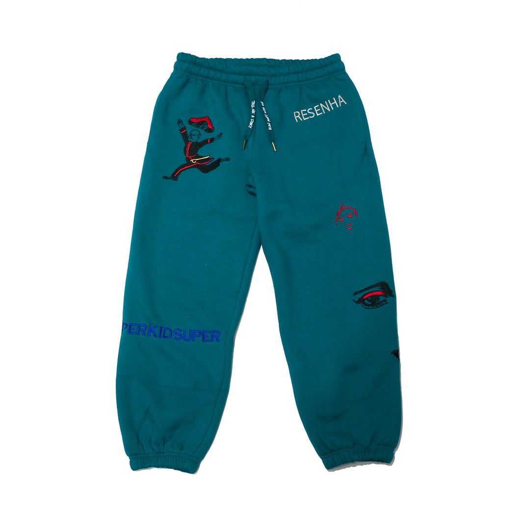 Super Sweatpant [Green]
