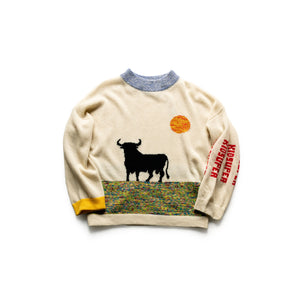 Bull In A China Shop Knit Sweater