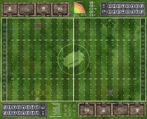 Terrain FANTASY FOOTBALL : Humains