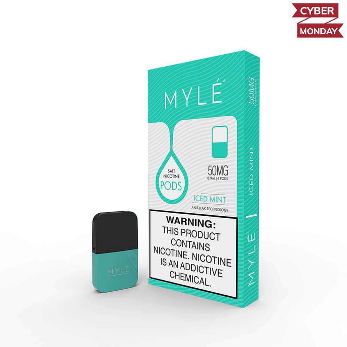 MYLÉ V4 Iced Mint Pods