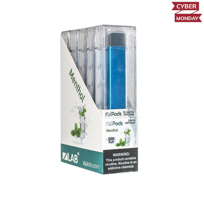 ZiiP Zstick Disposable Vape - Menthol
