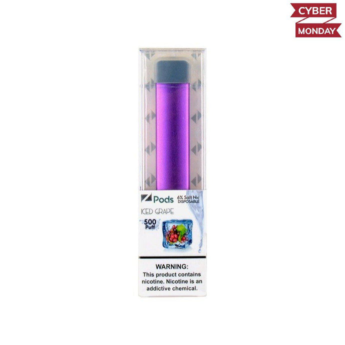 ZiiP Zstick Disposable Vape - Ice Grape