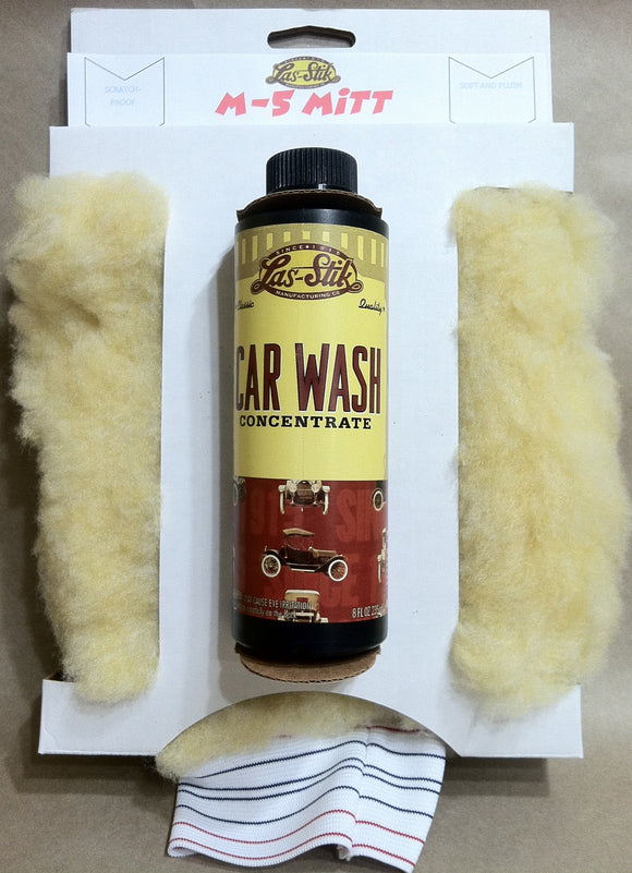 M-5 Car Wash Mitt Kit, MK-5