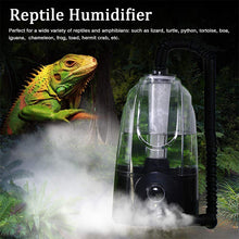 Load image into Gallery viewer, Coospider Reptile Fogger Terrariums Humidifier Fog Machine Mister 3L Large Size Ideal for Paludarium/Vivarium/Reptiles/Amphibians/Herps
