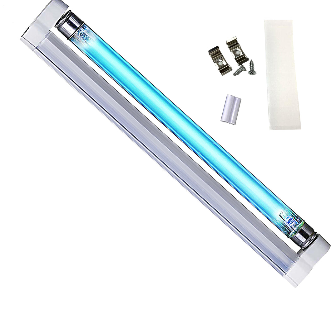 UV Germicidal Light Ozone-free 110V 6W without cord (1*bulb+1*fixture+1*small connector)(order at least 3 pcs)