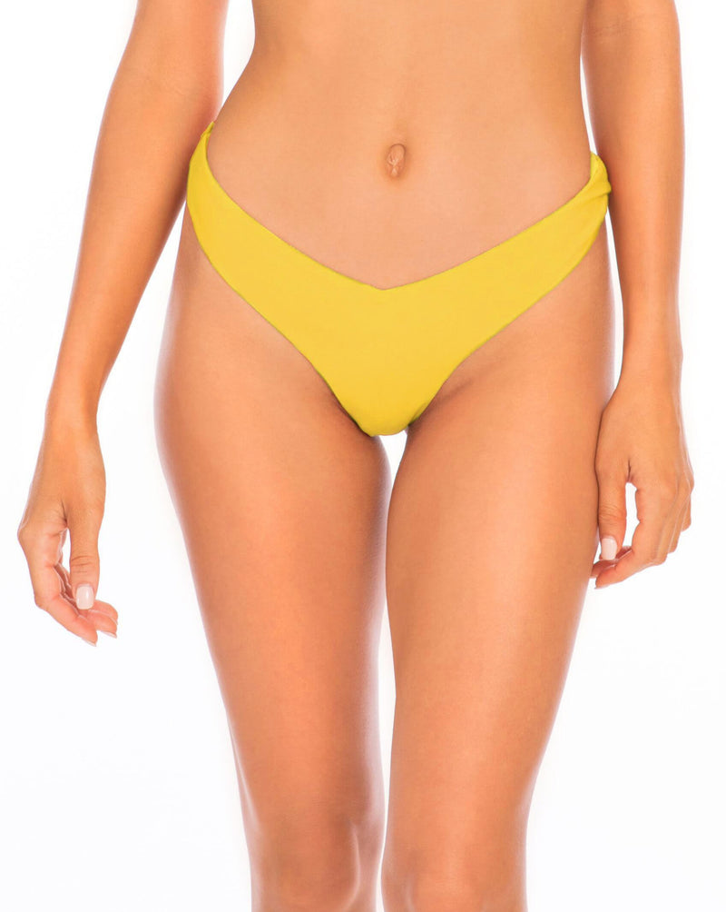 BOTTOM - Barbie Bikini Bottom Yellow