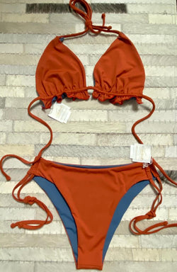 SET - Fabi top Terra / Fabi bottom terra