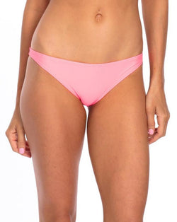 Surfer Coral Neon Brazilian BOTTOM