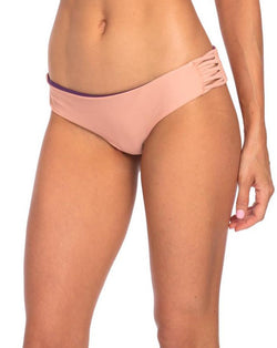 Muted Clay Marissa Bikini Bottom