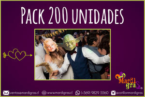 Pack 200 MHR