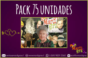 Pack 75 MHR