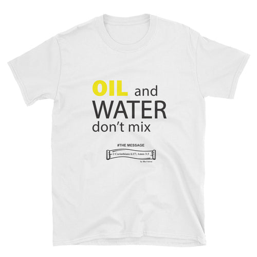 OIL AND WATER T-SHIRT