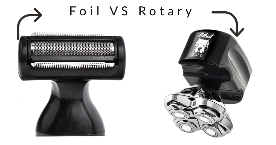 Foil Shaver vs. Rotary Shaver: Which one to choose?