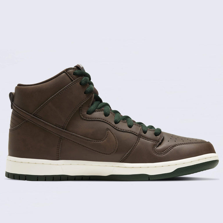 Nike SB Dunk High Pro Shoes Baroque Brown / Baroque Brown