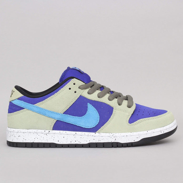 Nike SB Dunk Low Pro Shoes Celadon / Coast - Concord - Black