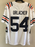 Men's Chicago Bears Brian Urlacher Nike White 2019 100th Season Alternate Classic Retired Player Limited Jersey - Teammvpsports