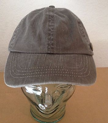 Dobbs Ball Cap - Brown - Adjustable Size - Dobbs Pin on Side - Teammvpsports