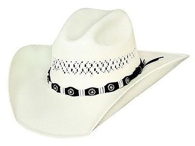 Bullhide Justin Moore Collection - SMALL TOWN USA 100X - Shantung Panama Hat - Teammvpsports