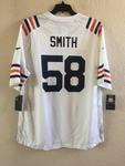 Nike Chicago Bears Roquan Smith White Alternate Classic Game Jersey 100th Season - Teammvpsports